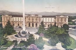 Cartolina - Cuneo - Stazione Ferroviaria - 1951 - Cuneo