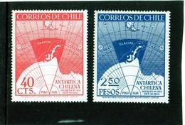 CG39 - 1947 Cile - Antartica Cilena - Polar Philately