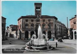 Imperia - Piazza Dante - Vespa Piaggio Faro Basso. - Imperia