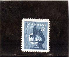 CG39 - 1957 Canada - Anno Int. Della Geofisica - International Geophysical Year