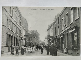 Tamines. TOP. Rue De La Station - Sambreville