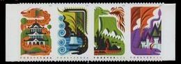 Etats-Unis / United States (Scott No.5310a - Dragons)  [**] Strip Of 5 - United States