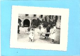 PHOTO ORIGINALE 10.5 X 7.5 Cms  . VUE DE FAMILLE NON SITUE - Lieux