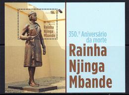 2013 Angola Mbanda Revolutionary  Complete Souvenir Sheet MNH - Angola