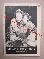 The Virgin Queen (1955) / Henry Koster: Bette Davis, Richard Todd, Joan Collins - MAKEDONIJA FILM - Programs