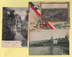 Chili - Lot De 3 Cartes Postales (vroi Scan) - Chile