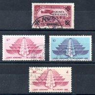 Levant F.F.L. Luftpost Y&T PA 4° - PA 7° - Levant (1885-1946)