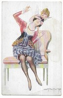Illustrateur Louis Peltier La Victoire De L' Amour Série N° 31 - 156 Editions Delta Paris - Autres Illustrateurs