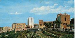 Sciacca - Veduta Con Piazza Mariano Rossi - Altre Città
