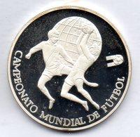 PERU, 5.000 Soles, Silver, Year 1982, KM #285 - Peru