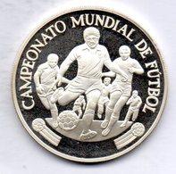 PERU, 5.000 Soles, Silver, Year 1982, KM #284 - Peru