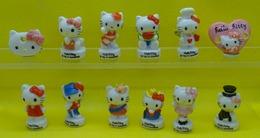 Fève  - Série Complète 2010  - Hello Kitty - Dibujos Animados