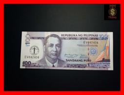 PHILIPPINES 100 Piso 2008 P. 199  *COMMEMORATIVE*  Spot   UNC - - Philippines