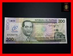PHILIPPINES 200 Piso 2009  P. 203  *COMMEMORATIVE*   UNC - Filippijnen