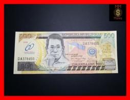 PHILIPPINES 500 Piso 2009  P. 204  *COMMEMORATIVE*  UNC - Filippijnen