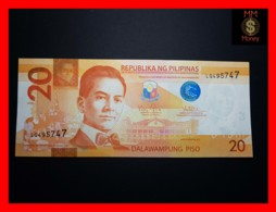 PHILIPPINES 20 Piso 2012 P. 206 A   UNC - Philippines