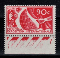 YV 326 N* (infime Trace) Cote 13,50 Euros - France