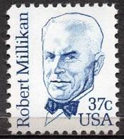 USA 1982 Great Americans: 37¢ Robert Millikan - United States