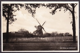 ZEHLENDORF - DIE MUHLE, Unused Postcard. Condition See The Scans. - Zehlendorf