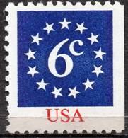 USA 1981 6¢ 13 Stars - United States