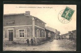 Bouligny-Amermont, Rue Du Progrès - Otros Municipios