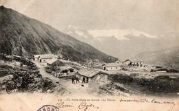 Un Poste Alpin En Savoie - La Turraz - - Francia