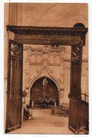 SAINT MAIXENT L'ECOLE -- Eglise --Boiseries Du Choeur,de La Renaissance..................à Saisir - Saint Maixent L'Ecole