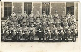 CARTE PHOTO ANCIENNE - MILITAIRES - GROUPE - MUSICIENS DU 151E - Militaria
