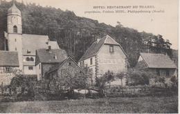 57 - PHILIPPSBOURG - HOTEL RESTAURANT DU TILLEUL - Francia