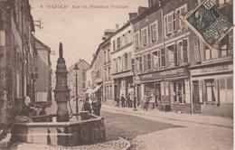 57 - SAINT AVOLD - RUE DU PRESIDENT POINCARE - Saint-Avold
