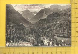 GEDRE : L'Eglise Et L'entrée De La Vallée De Gavarnie - Otros Municipios