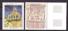 Frankrijk / France / Frankreich 2167 & 2176 MNH ** (1979) - Francia