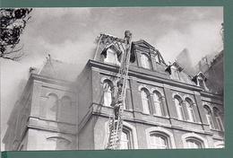 Moresnet  - Photo  17x11 - Mars 1963 - MARIA HILF - Echelle Pompiers De Verviers - Plombières