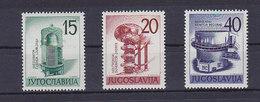 Jugoslawien Nr.927-929 ** - Ungebraucht