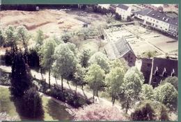 Moresnet  - Photo  15x10 - Vue Aerienne Jardins Des P Franciscains Avant Construction Du Regina - Plombières