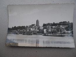 CPSM BEAUMONT SUR OISE - Collin Tannay N° 155 Vue Générale - Péniche Péniches Batelier - Beaumont Sur Oise