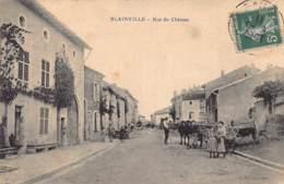 50 - MANCHE - BLAINVILLE - 10046 - Rue Du Château - Blainville Sur Mer