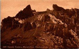 Washington Wenatchee Squaw Saddle - Etats-Unis
