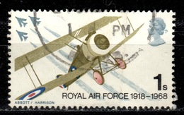 GB+ Großbritannien 1968 Mi 487 RAF GH - 1952-.... (Elizabeth II)