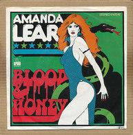 "7"" Single, Amanda Lear - Blood & Honey - Disco & Pop"