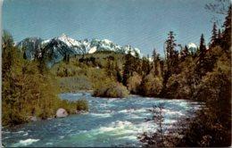 Washington Skyhomish River Union 76 Card - Etats-Unis