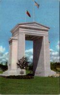 Washington Blaine Peace Arch Union 76 Card - Etats-Unis