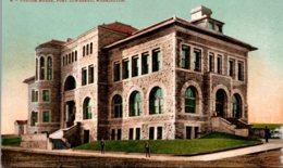 Washington Port Townsend Custom House - Etats-Unis