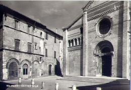 Fano - Cattedrale - Formato Grande Non Viaggiata – E 16 - Fano