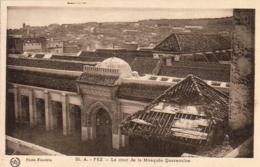 MAROC  FES  La Cour De La Mosquée Quaraouîne   ..... - Fez (Fès)