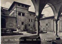 Fano - Porta Malatestiana - Palazzo Della Cassa Di Risparmio - Formato Grande Non Viaggiata – E 16 - Fano
