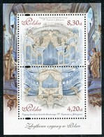 Poland 2015 Historic Organs In Poland - Zabytkowe Organy W Polsce MNH** - 1944-.... Republic