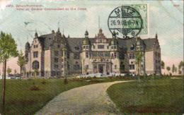 D57  METZ  Hôtel Du Général Commandant Du 16? Corps  ..... - Metz