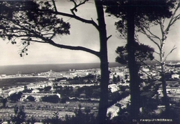Fano - Panorama - Formato Grande Non Viaggiata - E 16 - Fano