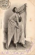 ALGERIE  SCENES ET TYPES  La Danse Du Ventre  ..... ( Ref FF1735 ) - Algérie